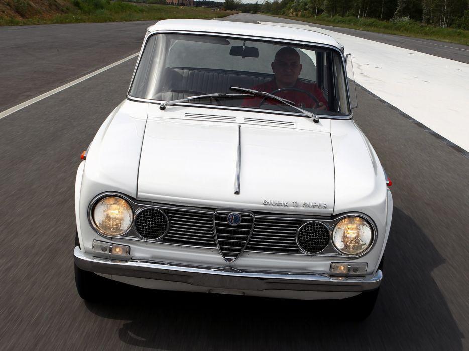 1963 Alfa Romeo Giulia T_I_ Super (105) classic  e wallpaper