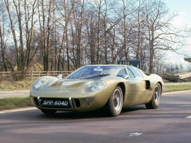 1967 Ford GT40 MkIII supercar classic f wallpaper
