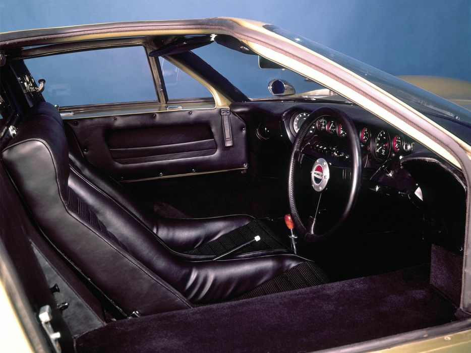 1967 Ford GT40 MkIII supercar classic interior     g wallpaper