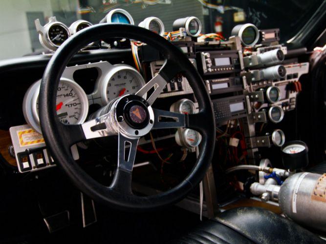 1967 Pontiac Tempest GTO xXx hot rod rods muscle classic interior g wallpaper
