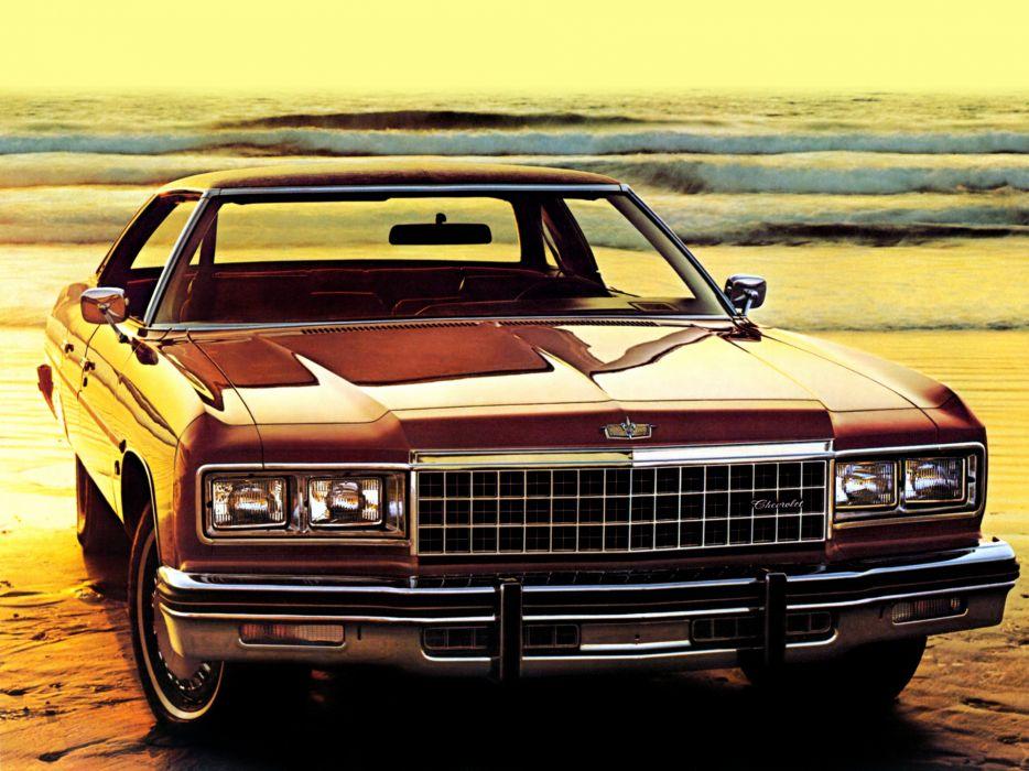 1976 Chevrolet Caprice Classic Hardtop Sedan (N39)    d wallpaper