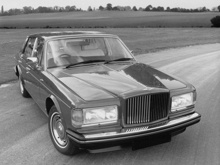 1982 Bentley Mulsanne Turbo luxury      j wallpaper