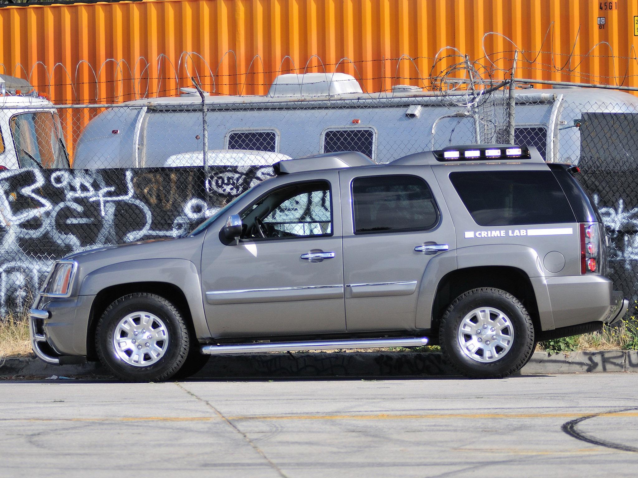 Buick Accessories Salina >> Police Gmc Yukon | Autos Post