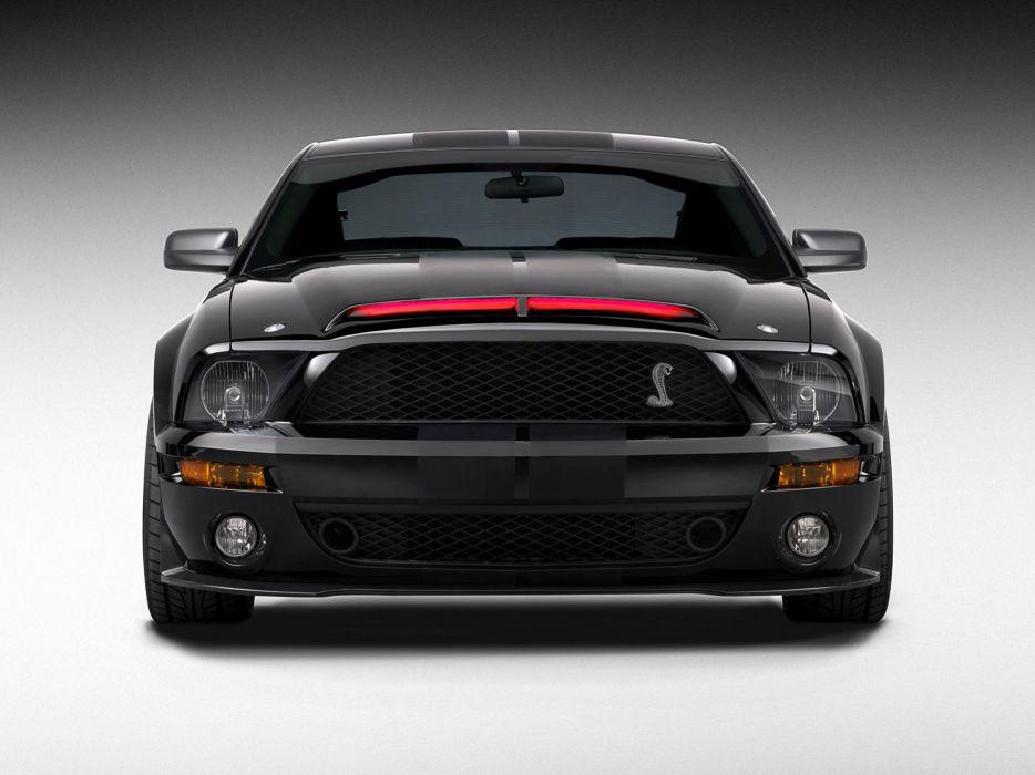 2008 Ford Mustang Shelby KITT Knight Industries muscle   d wallpaper