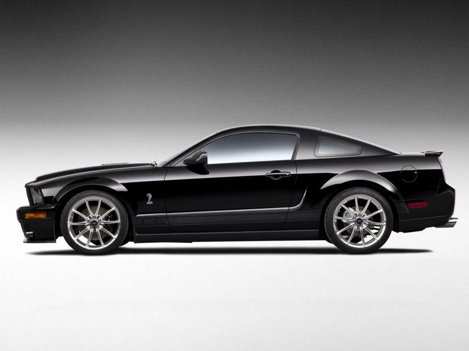 2008 Ford Mustang Shelby KITT Knight Industries muscle   da wallpaper