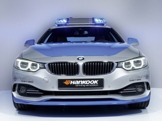 2013 AC-Schnitzer BMW ACS4 Coupe Polizei Concept (F32) tuning police emergency rw wallpaper