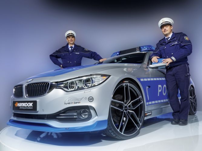 2013 AC-Schnitzer BMW ACS4 Coupe Polizei Concept (F32) tuning police emergency g wallpaper