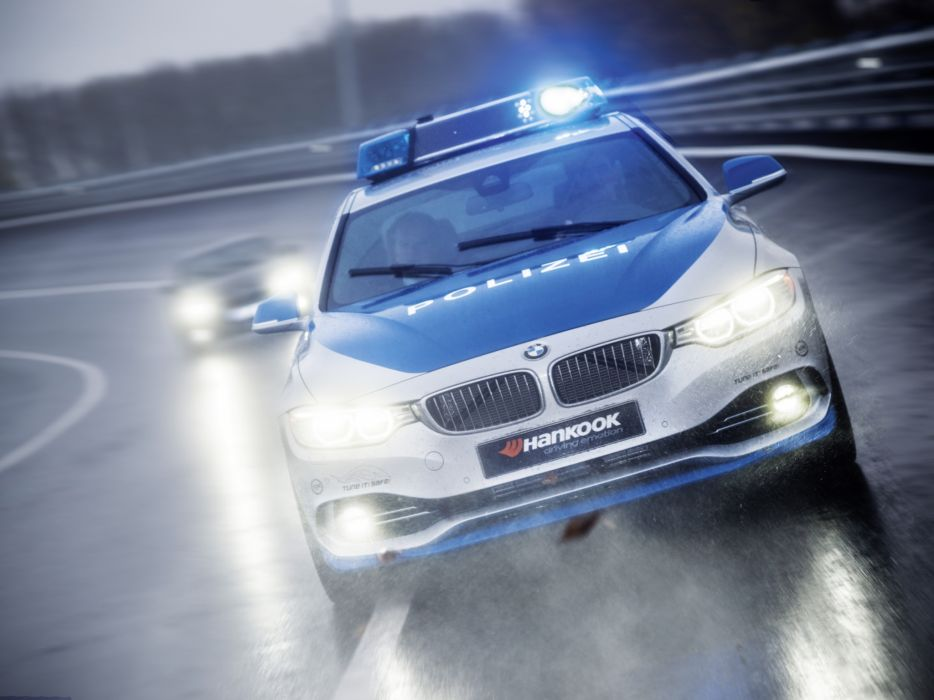 2013 AC-Schnitzer BMW ACS4 Coupe Polizei Concept (F32) tuning police emergency   e wallpaper