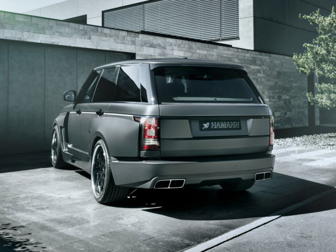2013 Hamann Range Rover Mystere tuning suv f wallpaper