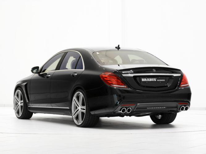 2013 Mercedes Benz Brabus 850 iBusiness (W222) tuning t wallpaper