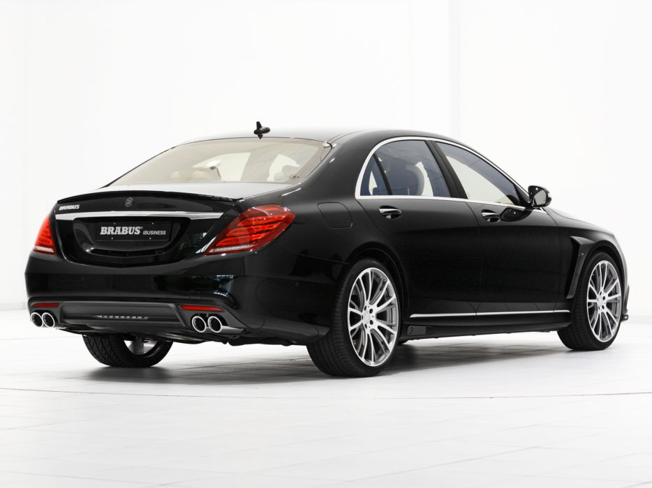 2013 Mercedes Benz Brabus 850 iBusiness (W222) tuning  g wallpaper