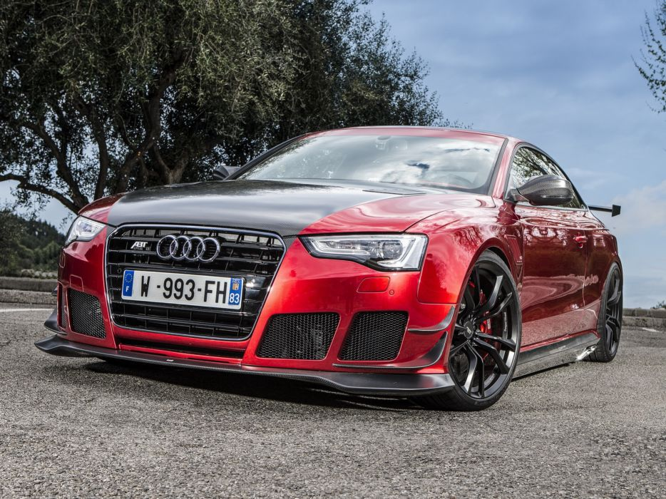 2014 ABT Audi RS5-R Coupe tuning R55   f wallpaper