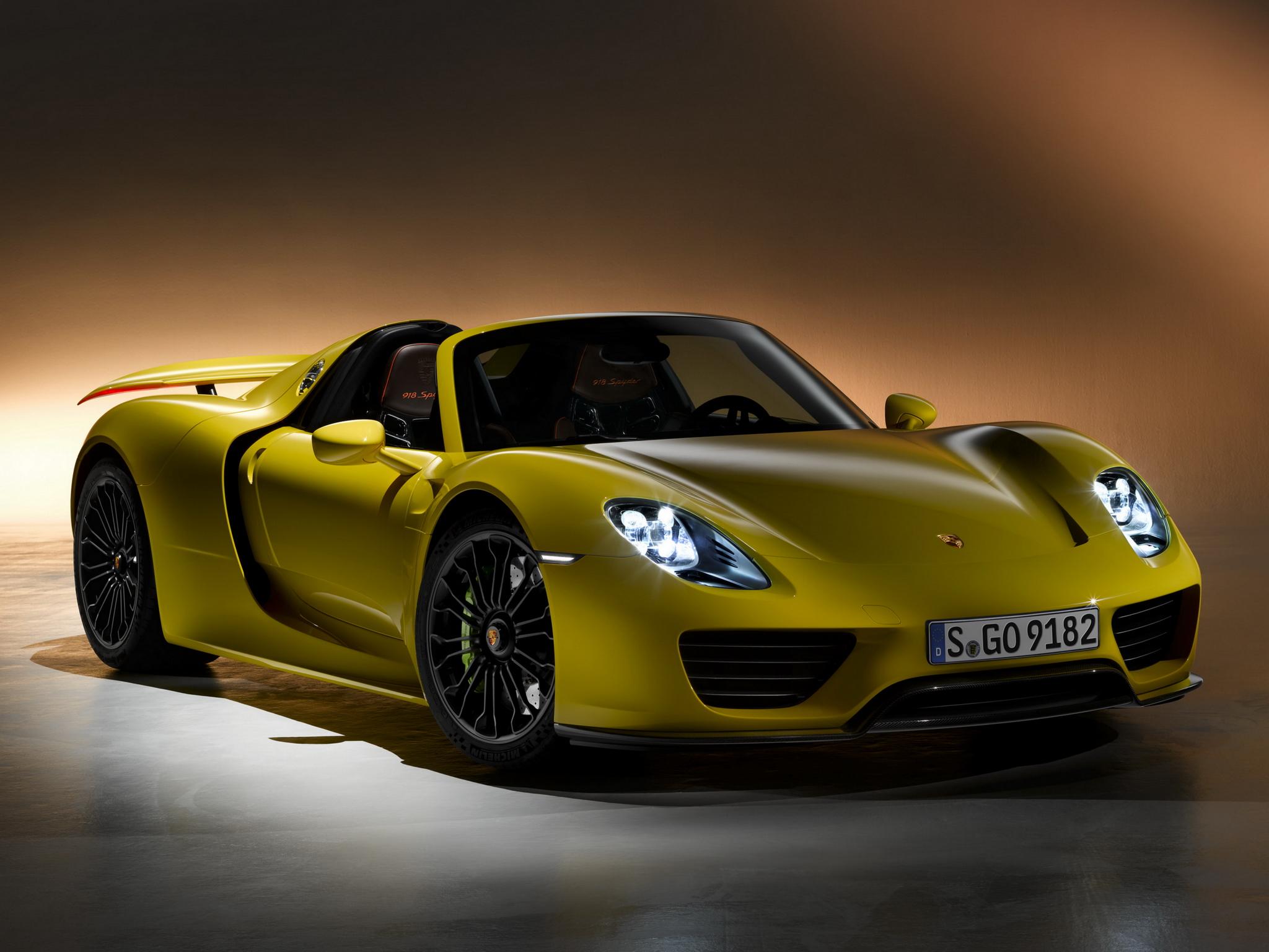 d6e353d9cdb69e841918c7498e91af3a Gorgeous Porsche 918 Spyder Acid Green Cars Trend