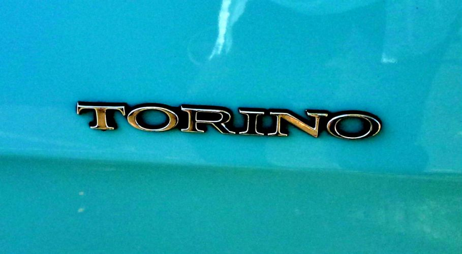 Ford Torino fastback muscle classic logo d wallpaper
