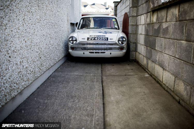 Lancer Turbo Cortina tuning classic race racing d wallpaper
