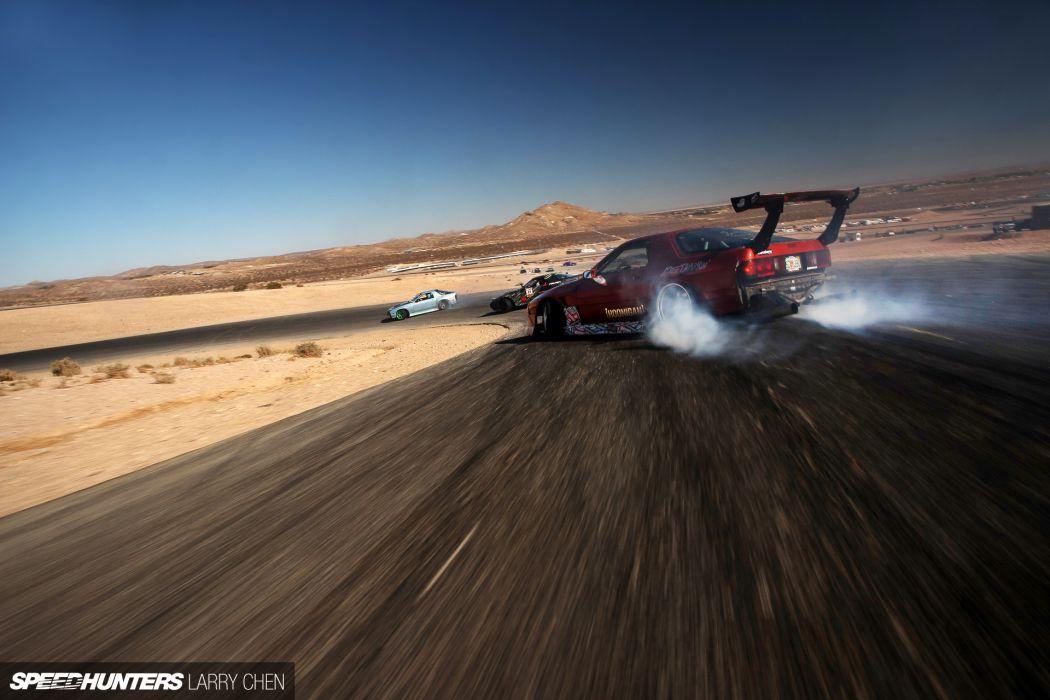 Street Shark Mazda FC3S RX-7 tuning drift race racing rx7   r wallpaper