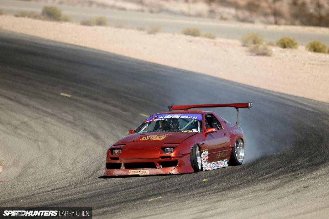 Street Shark Mazda FC3S RX-7 tuning drift race racing rx7 d ...