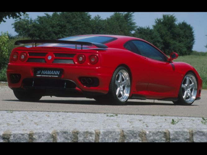 Ferrari 360 Hamann Modena supercar gd wallpaper