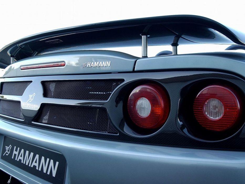 Ferrari 360 Hamann Spyder  f wallpaper