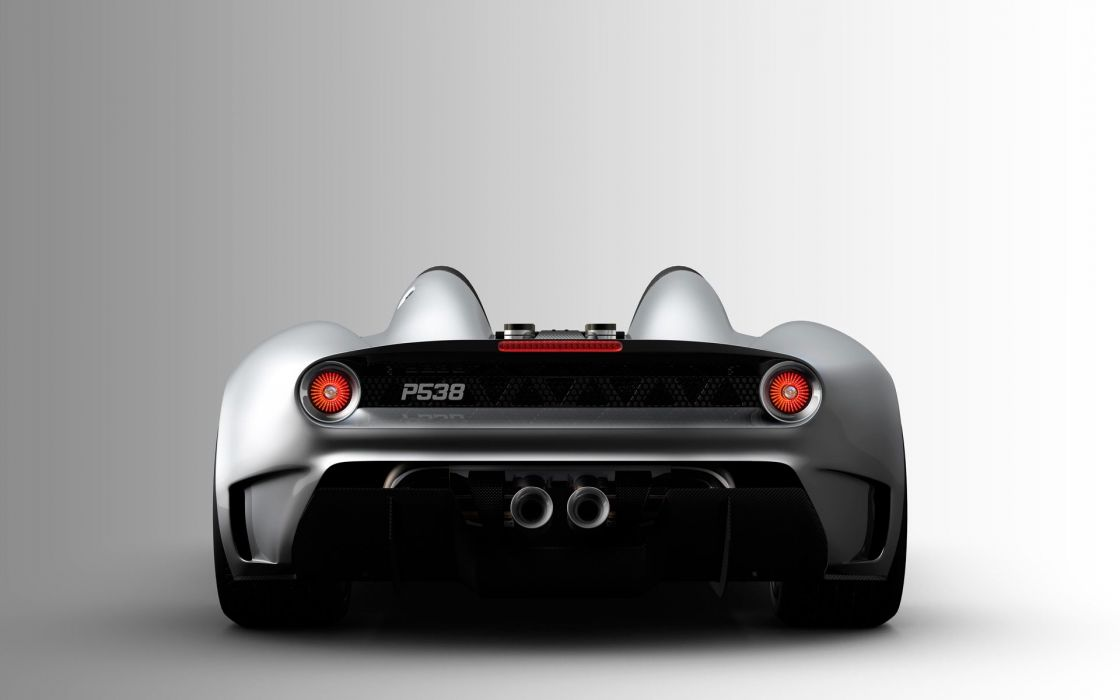 Scuderia Bizzarrini p538 supercar     h wallpaper