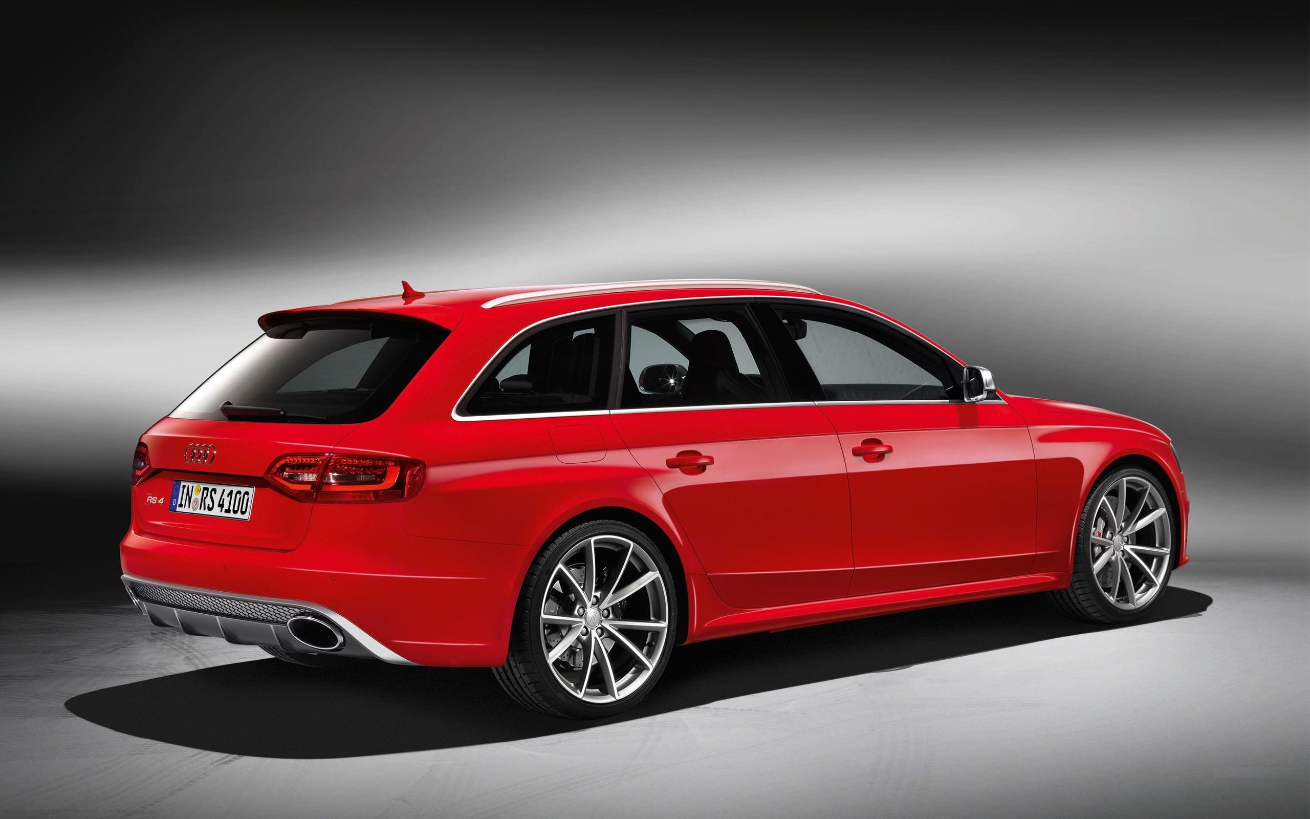 Red Cars Avant Vehicles Sports Cars Audi RS Wallpaper X - Audi car red