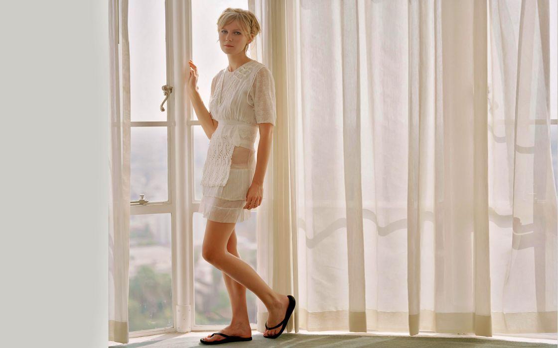women Kirsten Dunst wallpaper