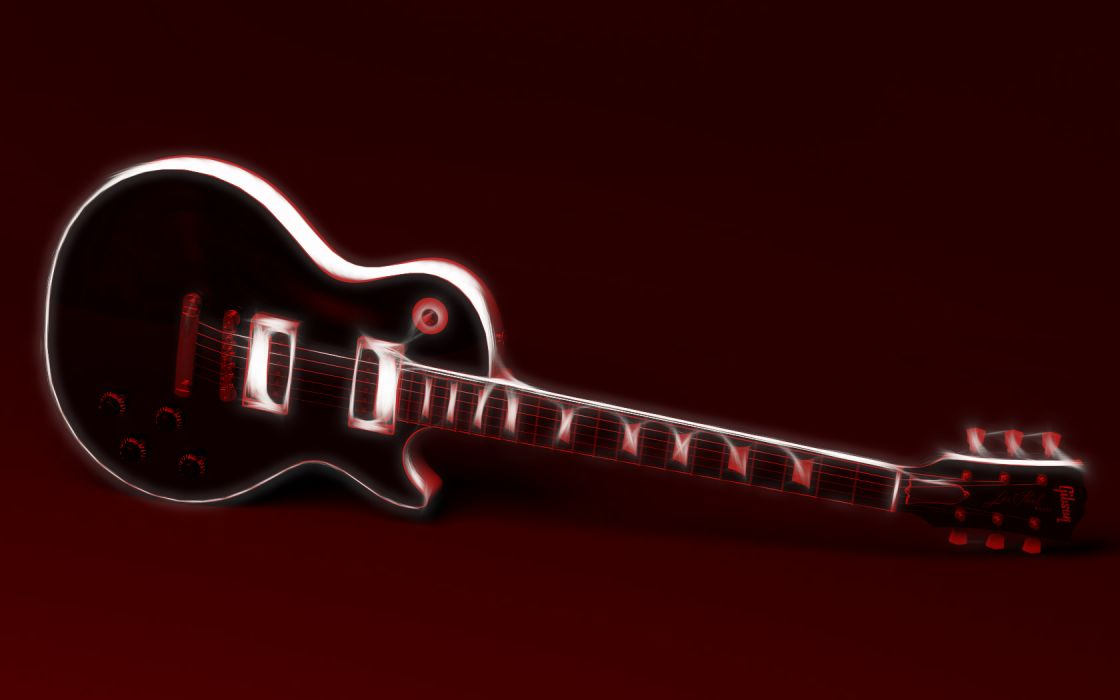 Music Gibson Les Paul Guitars Wallpaper
