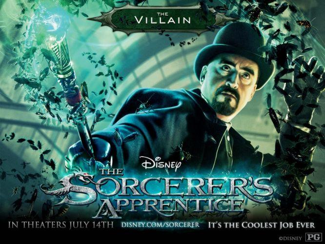 movies The Sorcerers Apprentice wallpaper