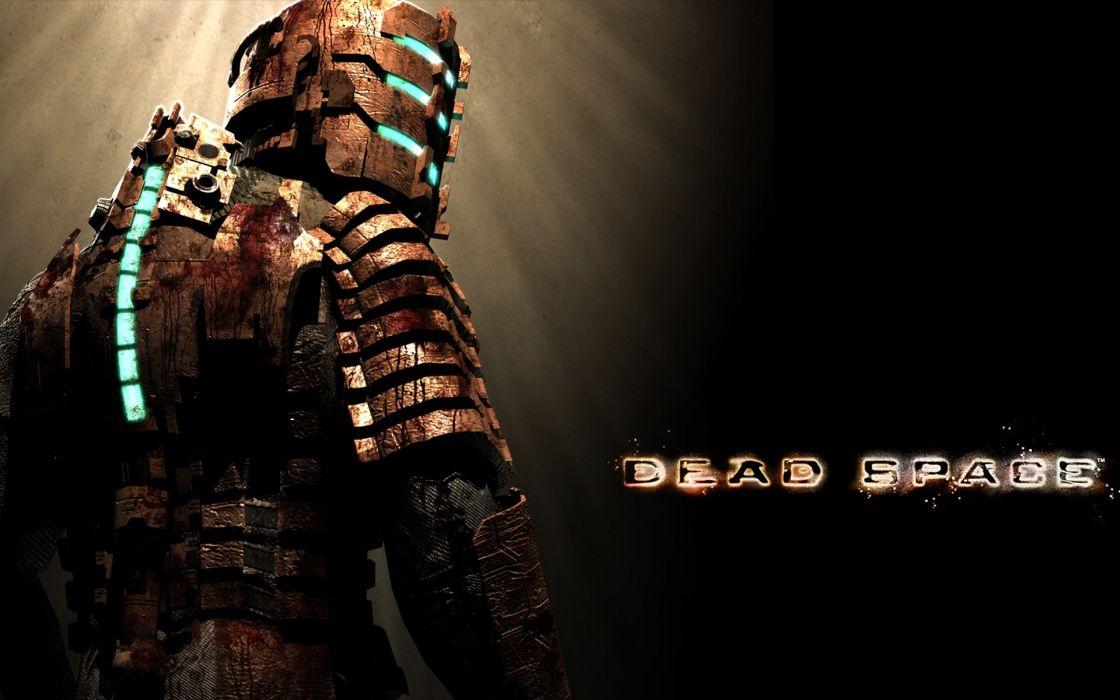 video games Dead Space wallpaper