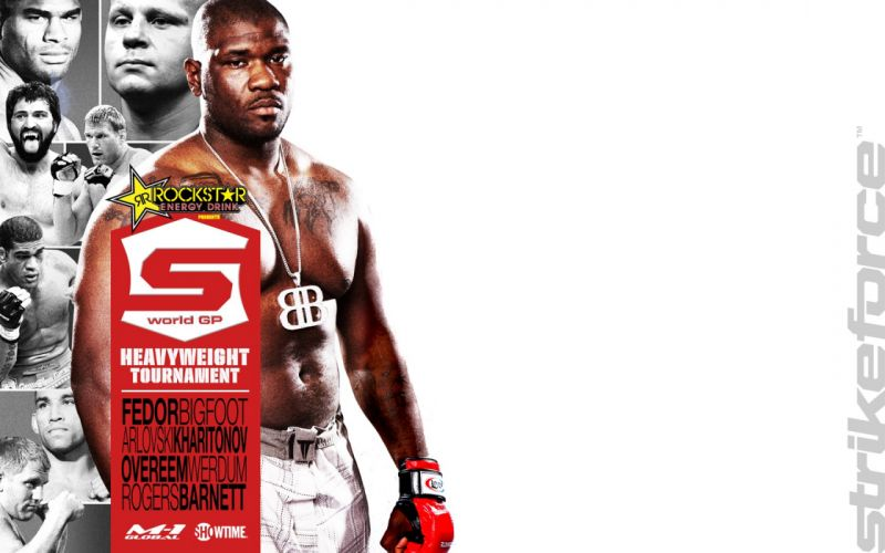 MMA UFC Strikeforce wallpaper