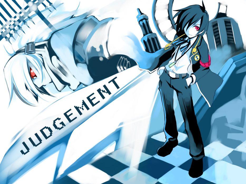 Persona series Persona 3 armbands Arisato Minato wallpaper