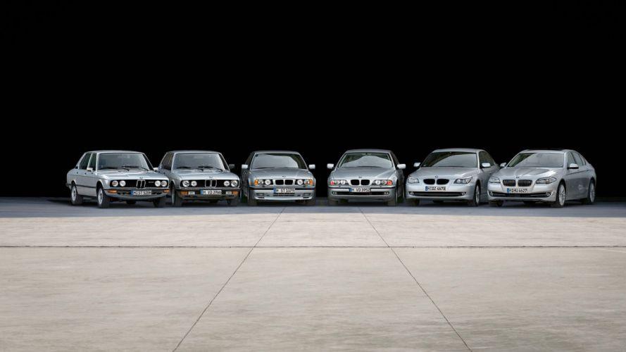 BMW cars BMW 5 Series wallpaper