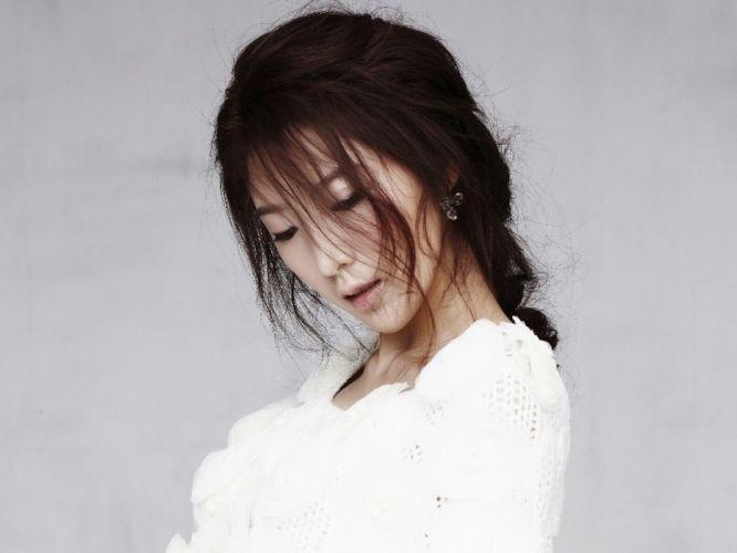 women China models Asians Korean wallpaper