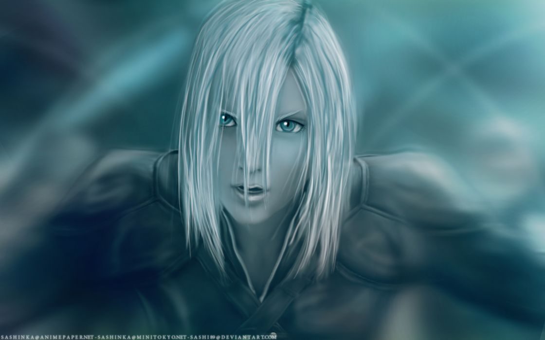Final Fantasy VII Advent Children wallpaper