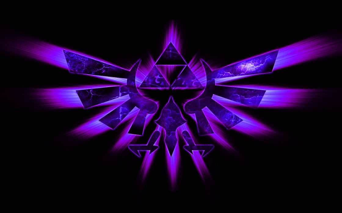 Triforce Hyrule The Legend Of Zelda Wallpaper