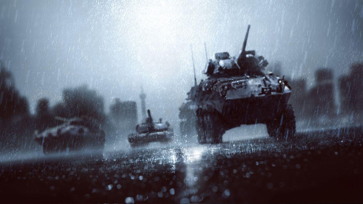 Battlefield 4 DICE military tanks tank     f wallpaper