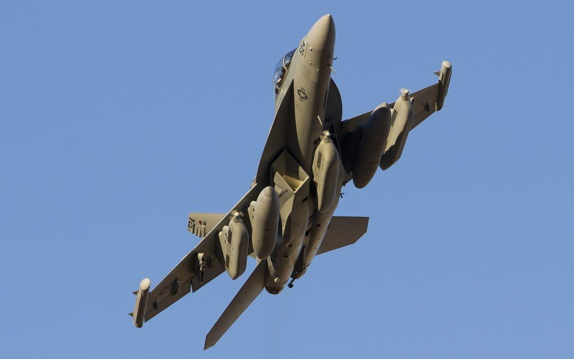 f-18g jet military wallpaper