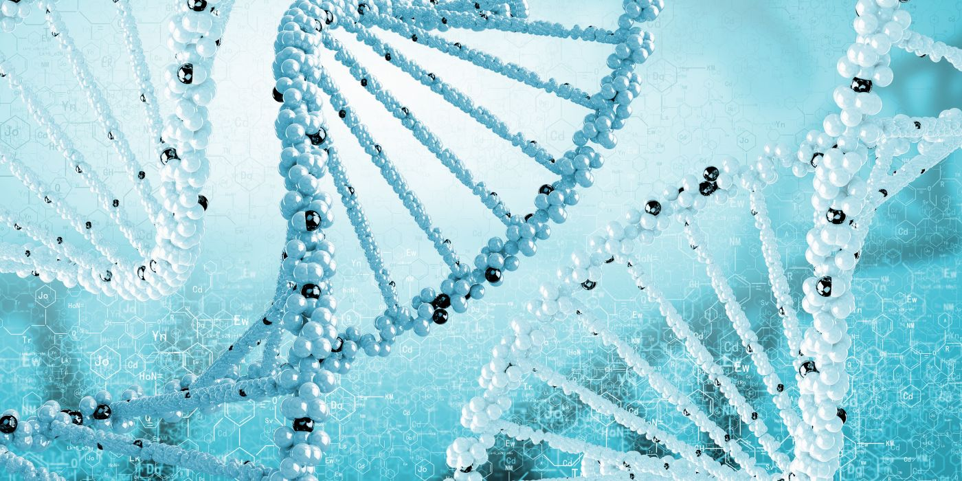 helix of DNA_ formula science psychedelic      d wallpaper