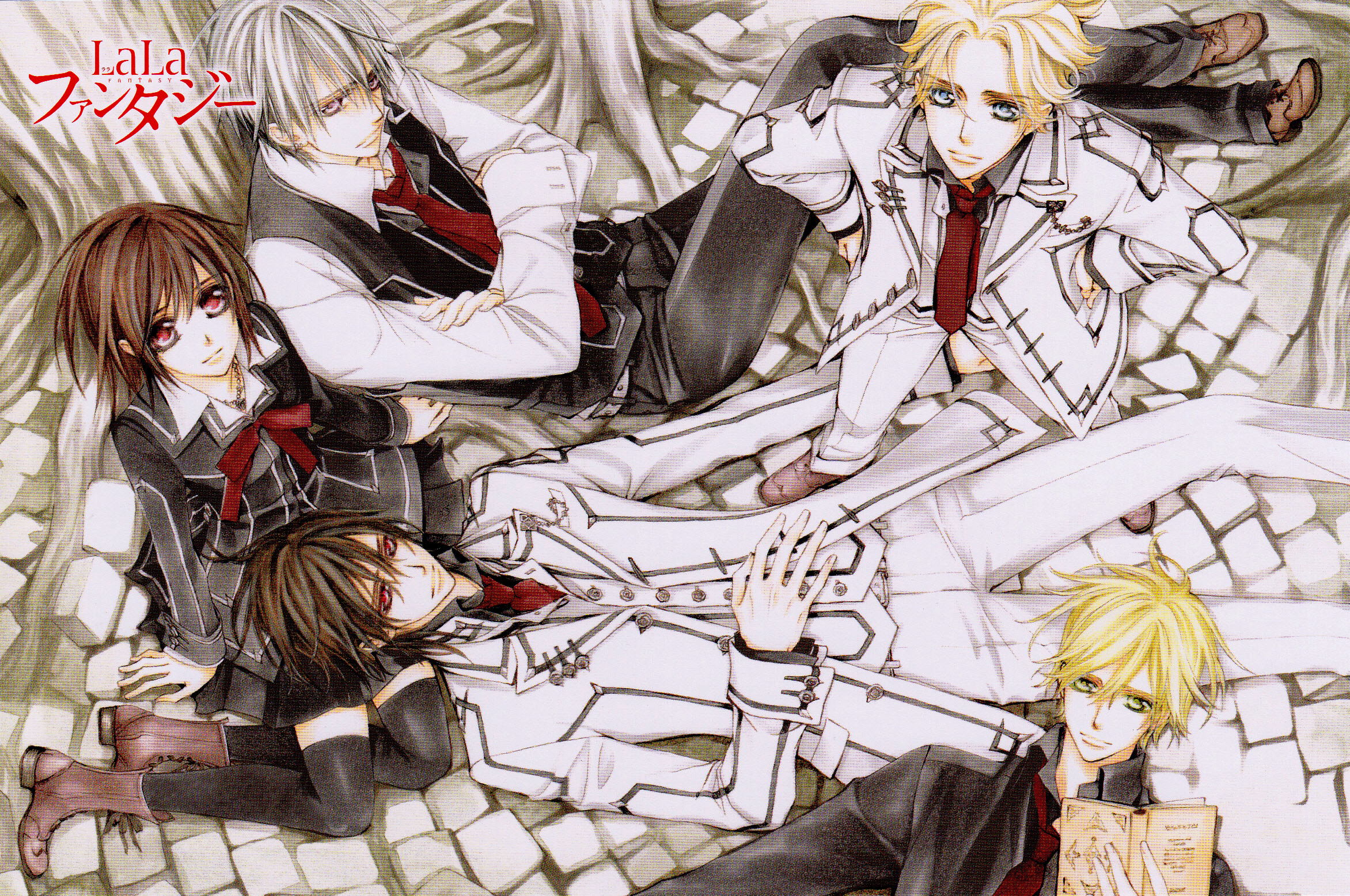 Vampire Knight D Wallpaper
