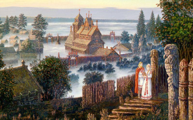 Vsevolod Ivanov art wallpaper