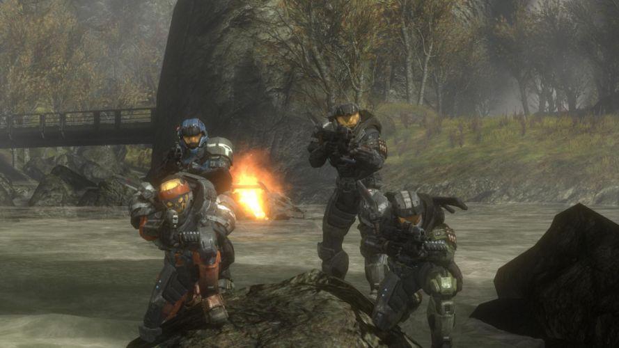 video games Halo Halo Reach Xbox 360 Reach wallpaper