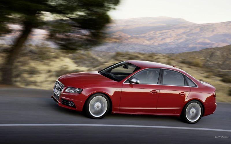 cars Audi S4 wallpaper