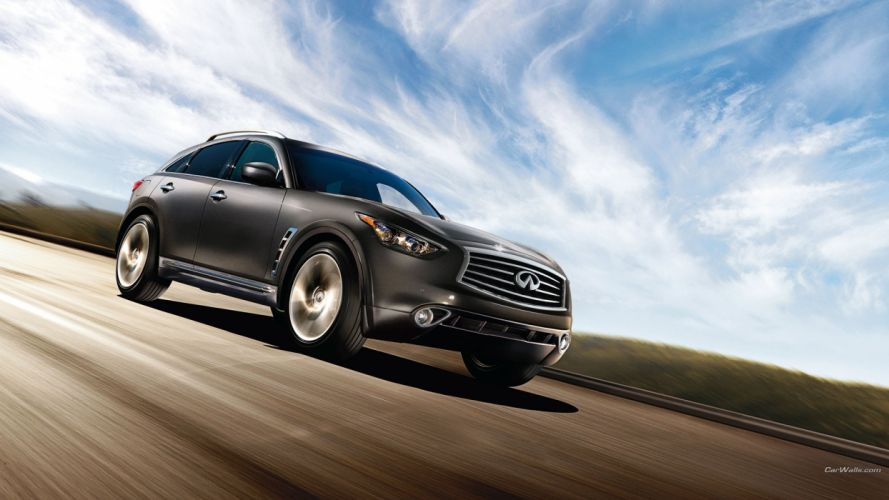 cars Infiniti Infiniti FX wallpaper