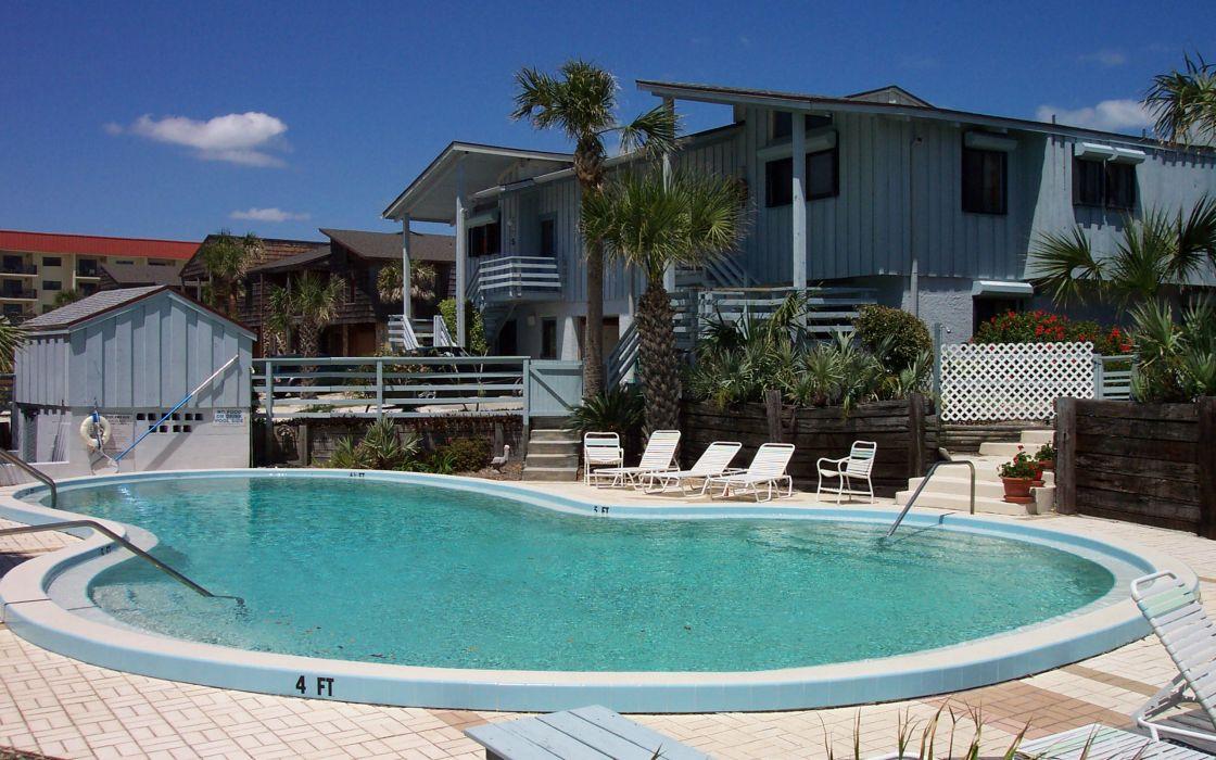 water architecture swimming sunlight swimming pools tropic wallpaper