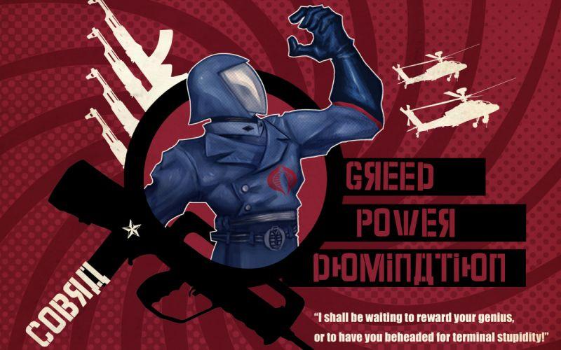 cobra G_I_ Joe Cobra Commander wallpaper