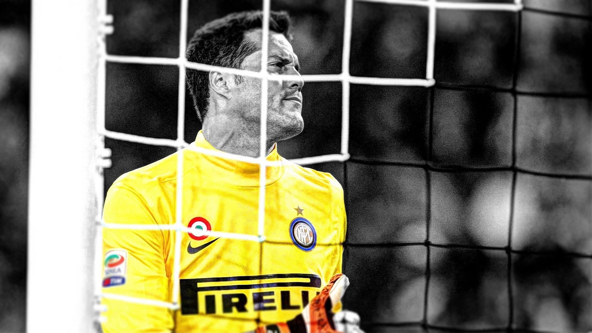 Soccer F_C_ Internazionale Milano HDR photography ...