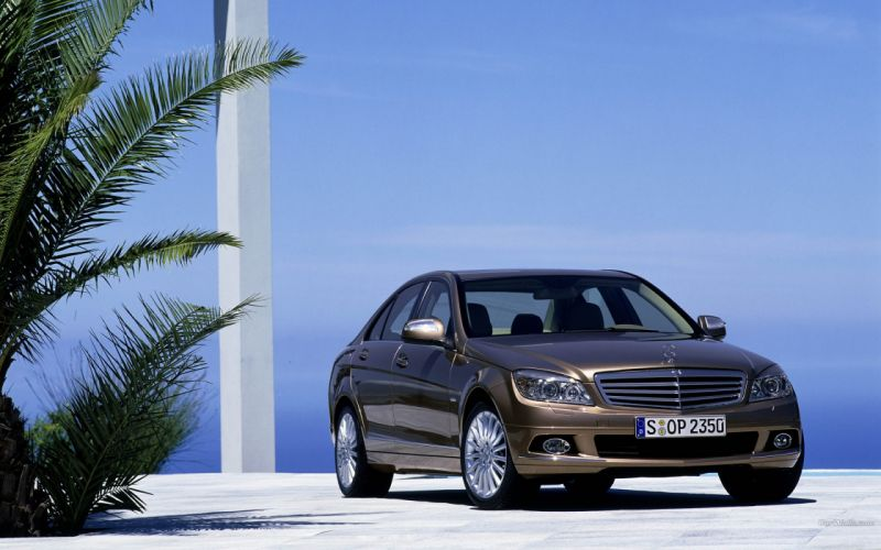 cars vehicles Mercedes-Benz class wallpaper