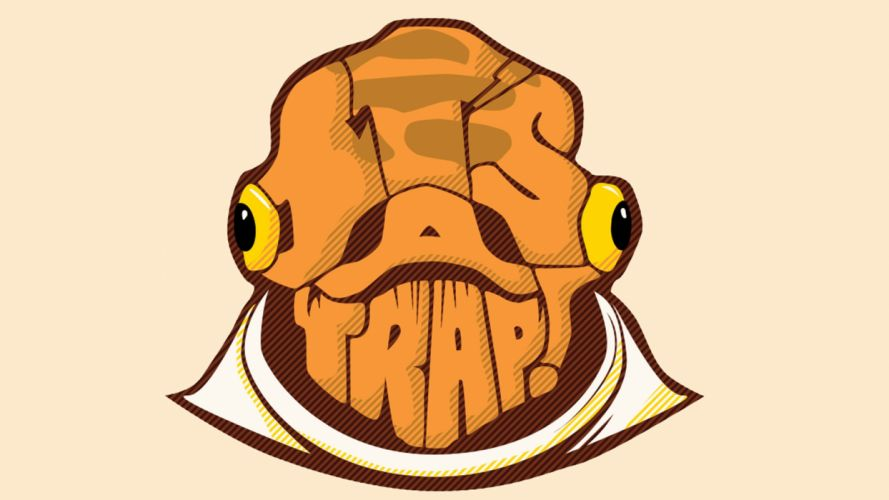 Star Wars artwork Admiral Ackbar Star Wars: The Return of the Jedi wallpaper