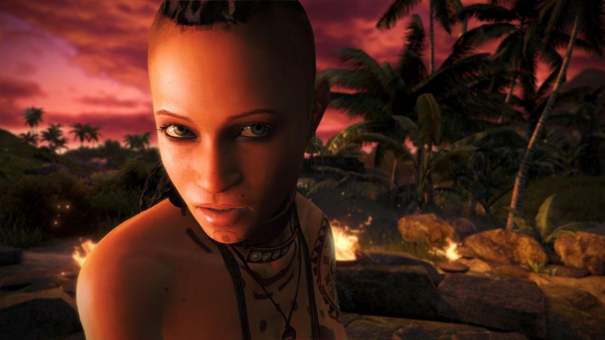 video games fps Far Cry 3 citra Citra Talugmai wallpaper