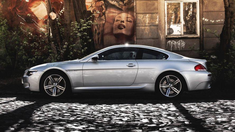 cars BMW 6 Series wallpaper